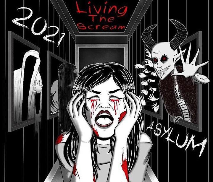 Living The Scream (Asylum) image