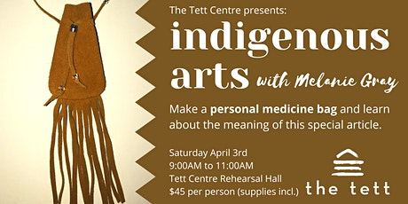 Indigenous Arts Series tickets