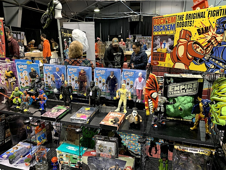 Pop Culture, Comics & Collectibles Show & Sale image