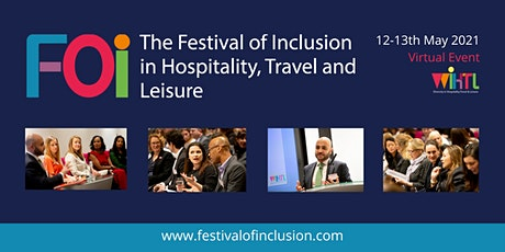 Festival of Inclusion in Hospitality, Travel and Leisure entradas