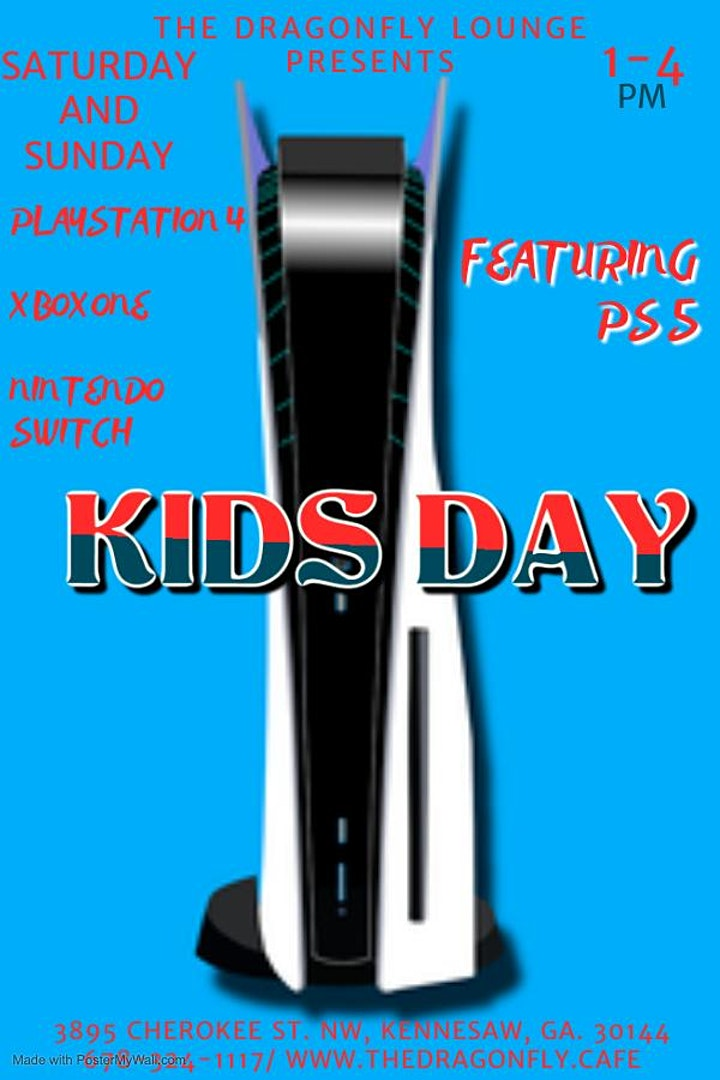 FUN DAY FOR KIDS image