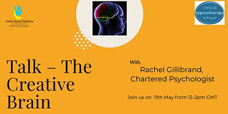 Talk- The Creative Brain tickets