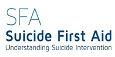 YOUTH SUICIDE FIRST AID : UNDERSTANDING SUICIDE INTERVENTION tickets