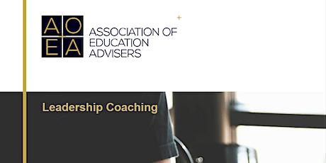 Leadership Coaching tickets