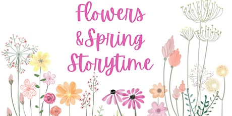 Spring & Flowers Storytime at City Hall tickets