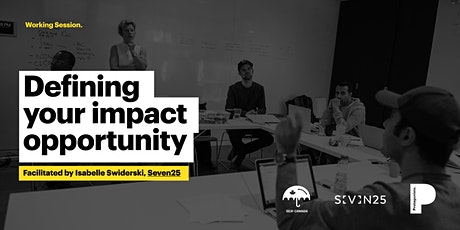 Defining your social enterprise's impact opportunity tickets