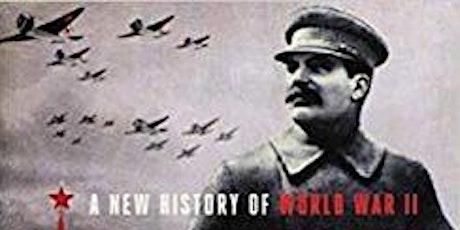 Online Book Talk: Stalin's War by Sean McMeekin tickets
