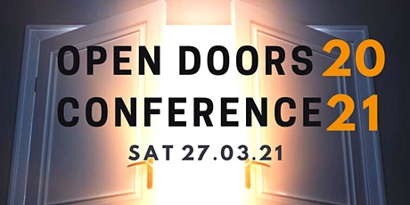 Open Door Conference tickets
