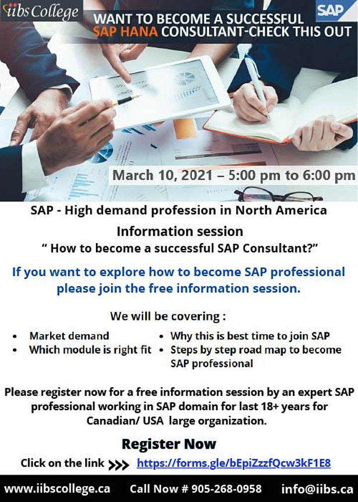 Speed-up your career progression with SAP image