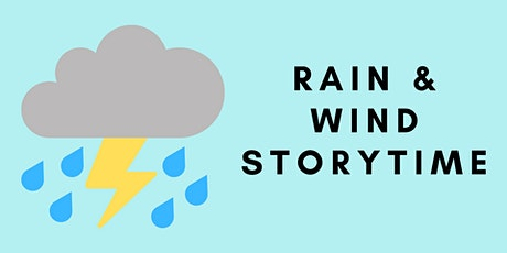 Rain & Wind Storytime at City Hall tickets