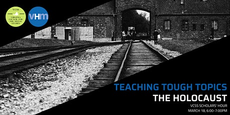 Teaching Tough Topics: The Holocaust tickets