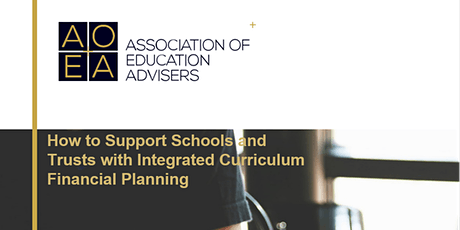 How to Support Schools/Trusts with Integrated Curriculum Financial Planning tickets