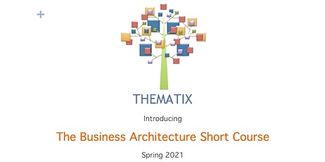 Business Architecture Short Course tickets
