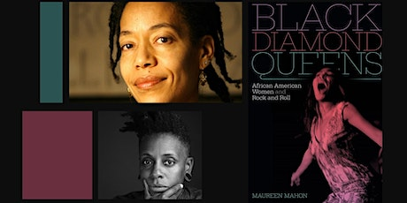 WJF 2021: Black Diamond Queens with Maureen Mahon and DJ Lynnée Denise tickets