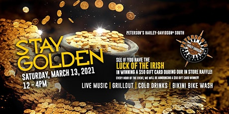 Stay Golden St. Patrick's Day Party tickets