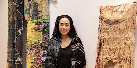 SAORI Talks: Artist Nobuko Tsuruta in conversation with Eric Shiner tickets