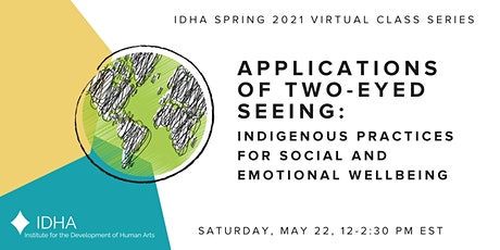 Applications of Two-Eyed Seeing:  Indigenous Practices for Social Wellbeing tickets
