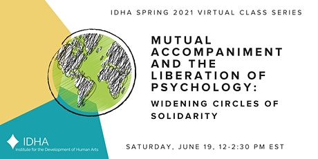 Mutual Accompaniment and Liberation: Widening Circles of Solidarity tickets