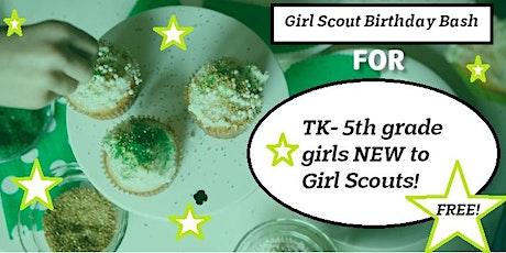 GSSGC-Girl Scouts Birthday Week Bash! tickets