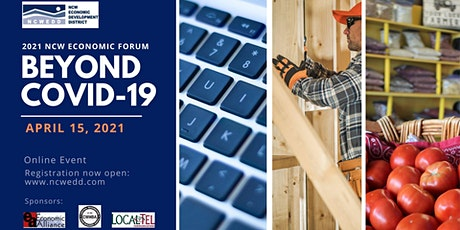 2021 NCW Economic Forum - Beyond COVID-19 tickets