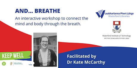 And...breathe: An interactive workshop to connect the mind & body tickets