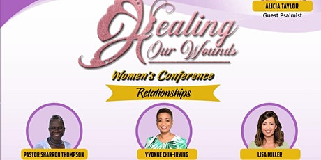 Healing Our Wounds 2021- RELATIONSHIPS tickets