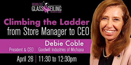 Breaking the Glass Ceiling with Guest Debie Coble tickets