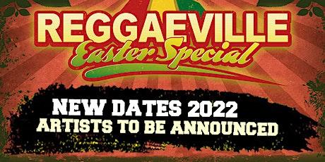 Reggaeville Easter Special in Berlin 2022 Tickets