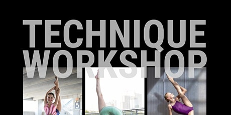 Technique Workshop ONE DAY (Beg/Int ages 6-11) tickets