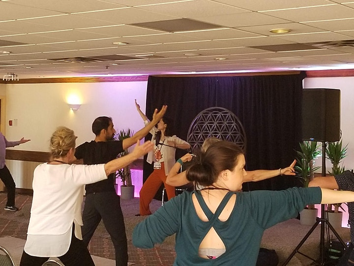 Wed. Drop-In: EnerChi Gong  Cleansing Evening Practice image