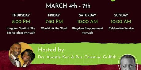 Christian Community Center Live Service (First Fruits Celebration) tickets
