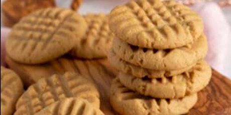 Copy of Baking cookies! tickets
