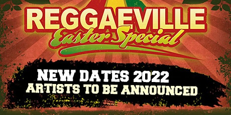 Reggaeville Easter Special in München 2022 Tickets
