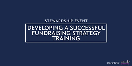 Developing a Successful Fundraising Strategy Training tickets