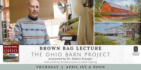 Brown Bag Lecture: The Ohio Barn Project tickets