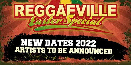Reggaeville Easter Special in Hamburg 2022 Tickets