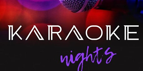 THE DRAGONFLY LOUNGE PRESENTS KARAOKE NIGHTS tickets