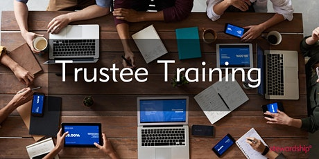 Trustee Training - 20 May 2021 tickets