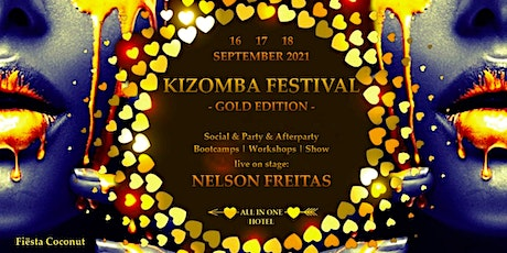 Kizomba Festival - Gold edition 2021 tickets