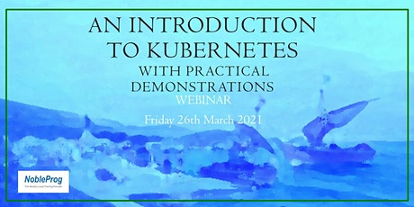 An Introduction to Kubernetes tickets