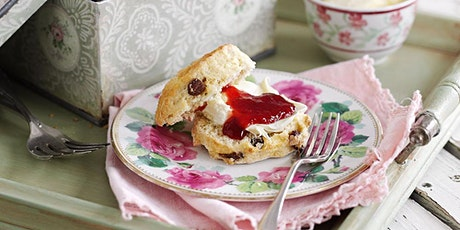 Livestream Online Kids Cookery Class - Scones and Easy Fruit Jam tickets