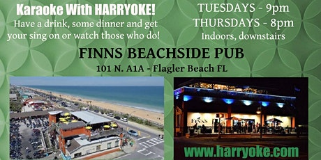 Thursday Karaoke at Finns Beachside Pub! tickets