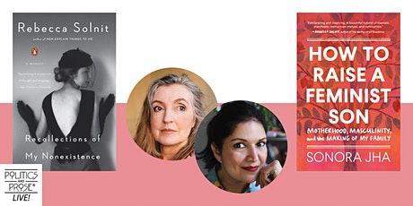 P&P Live! A Conversation with Sonora Jha  & Rebecca Solnit tickets