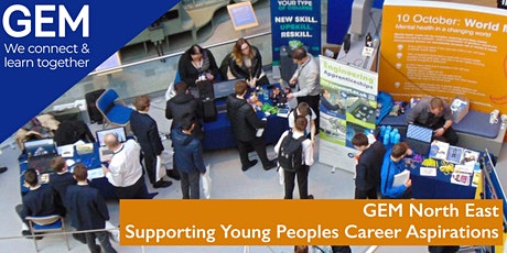 GEM North East: Supporting young people's career aspirations tickets