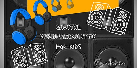 Digital Music Production for Kids tickets