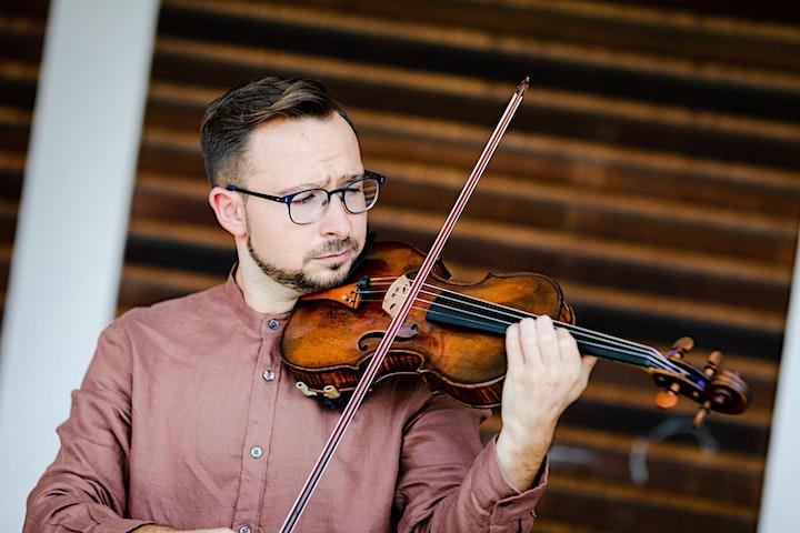 Calling Spring  Concert featuring Violin Duo ''Con Fuoco'' image