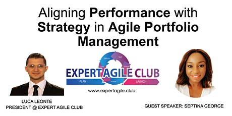 Aligning Performance with Strategy in Agile Portfolio Management tickets