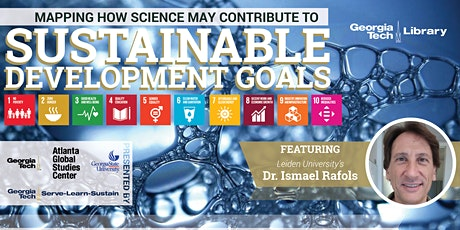 Mapping How Science May Contribute to the UN Sustainable Development Goals tickets