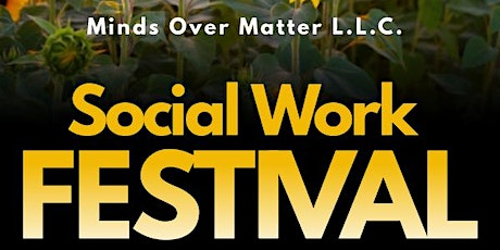 Social Work Month Festival tickets