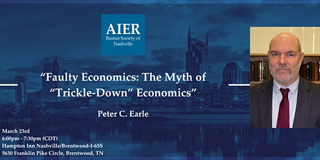 "Nashville: ""The Myth of Trickle-Down Economics"" with Pete Earle tickets"